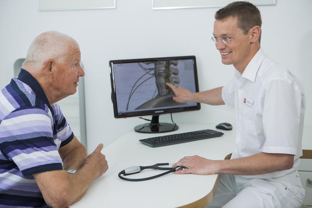 Dr. Roman Prenger-Berninghoff, Patient